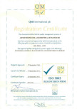 ISO-9002 Quality Certificate