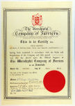 Worshipful Company of Farriers - Associate