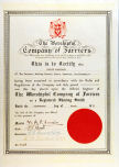 Worshipful Company of Farriers - Membership